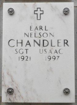 Earl Nelson Chandler