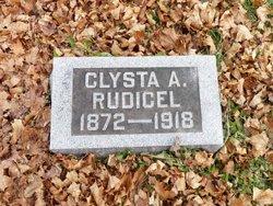 Clysta A Rudicel