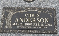 Christopher Charles Anderson