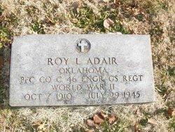 Roy L Adair