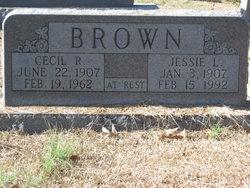 Cecil Rhodes Brown