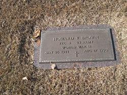 Howard V Brown