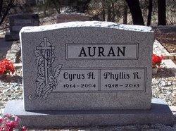 Phyllis Ruth <i>MacDougall</i> Auran