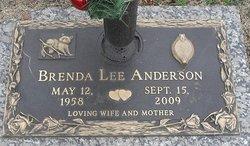 Brenda Lee <i>Lewis</i> Anderson