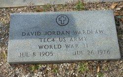 David Jordan Wardlaw