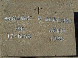 Maximian R Martinez