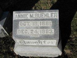 Annie M. Buehler
