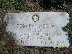 Tom Barnes, Sr