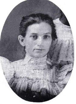 Mary Caldonia Callie <i>Dial</i> Hollingsworth