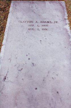 Clayton Alton Adams