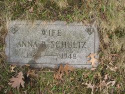 Anna B Schultz