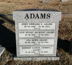 John Edward Adams