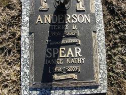 Janice Katherine Kathy <i>Keele</i> Spear