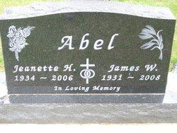 James William Abel
