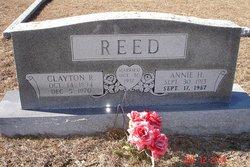 Clayton R Reed