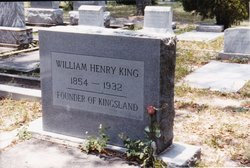 William Henry King, Sr