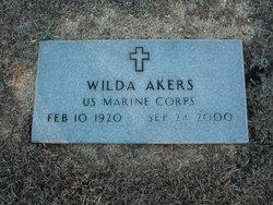 Rev Wilda Akers