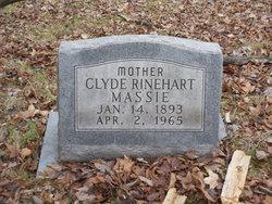 Clyde <i>Rinehart</i> Massie