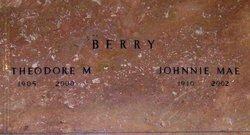 Johnnie Mae <i>Newton</i> Berry