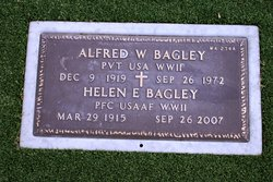 Alfred Warren Bagley