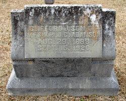 Julius Clifford Adamson