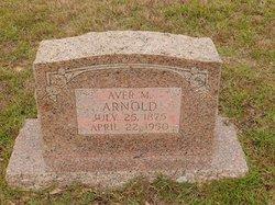 Ava Melvina <i>Miller</i> Arnold