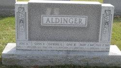 Edna M. <i>Markle</i> Aldinger