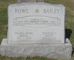 Dawson E. Bailey
