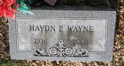 Haydn P. Wayne