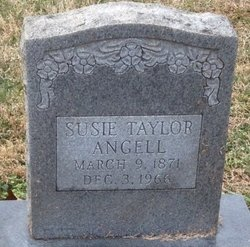 Susie <i>Taylor</i> Angell