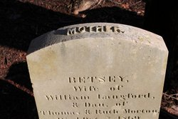 Betsey <i>Morton</i> Langford