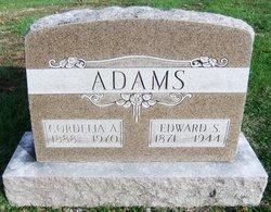 Edward Simpson Adams, Jr