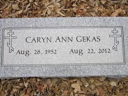 Caryn Ann <i>Ericson</i> Gekas