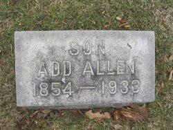 Addison Add Allen