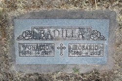 Rosario <i>Felix</i> Badilla