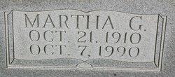 Martha <i>Garrett</i> Eversole