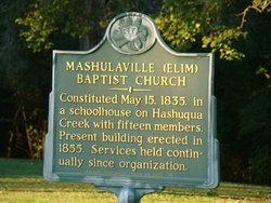 Mashulaville Cemetery