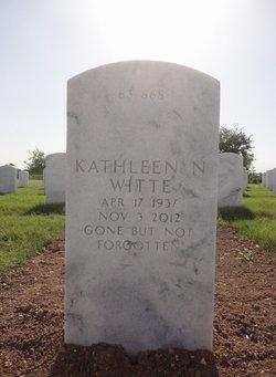 Kathleen N Witte