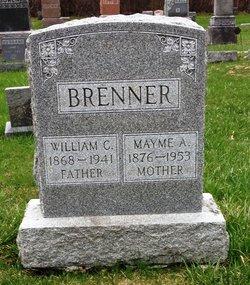 Mayme <i>Murphy</i> Brenner