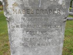 Mabel <i>Draper</i> Collins