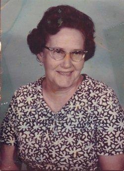 Lottie Aileen <i>Garris</i> Page