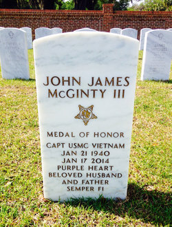 John James McGinty, III