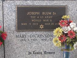 Joseph Blum, Sr