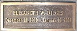 Elizabeth W Dilges