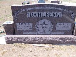 Lester R. Dahlberg