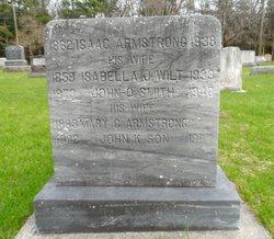 Isabella J. <i>Wilt</i> Armstrong