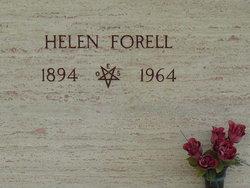 Lillian Helen <i>Cramer</i> Forell