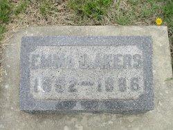 Emma J. <i>Hawthorne</i> Akers