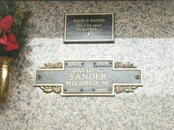 Mildred Moselle <i>Mayfield</i> Sander