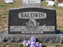 Eva Pearl <i>Warren</i> Baldwin